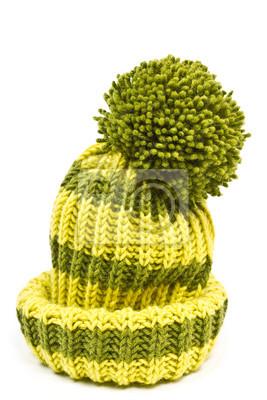 knitted woolen hat