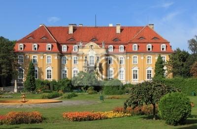 Kochcice palace in Poland