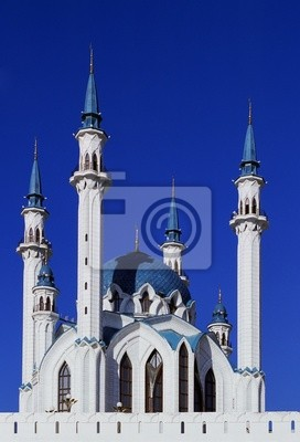 kull sharif mosque of kazan