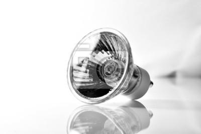 Lampada a luce bianca