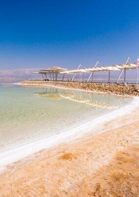 Wall mural Landscape Dead Sea