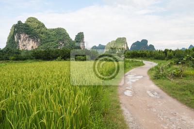 Landscape of Yangshuo