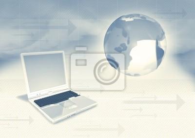 laptop internet und welt