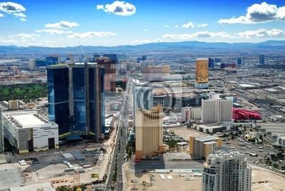 Wall mural Las Vegas Skyline