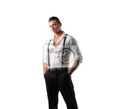 Latin man