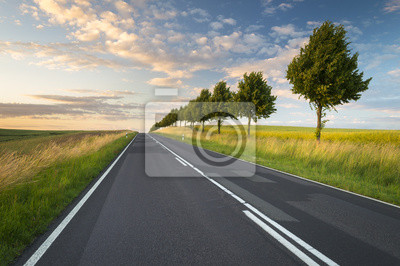 Lato na drodze