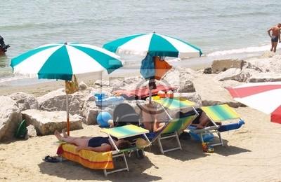 lazy beach...