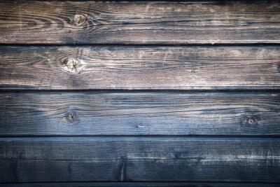 Wall mural legno vintage