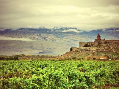 Wall mural Life in Armenia