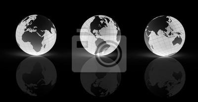 Light Globe Earth