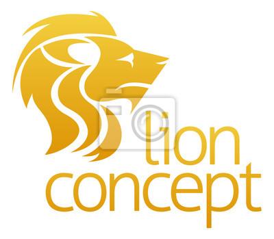 Lion concept design