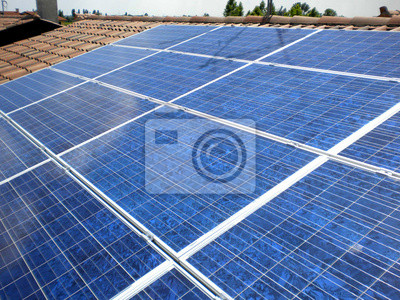 Little photovoltaic system