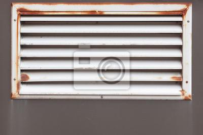 Little rustic air ventilation