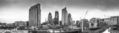 Wall mural London City Panorama