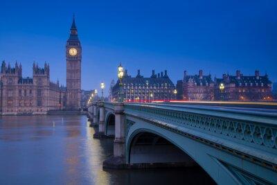 Wall mural London landmark Big Ben
