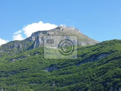 Longarone Mountain Nature Italy