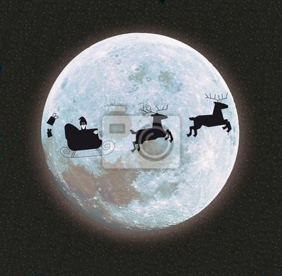 Lune noel