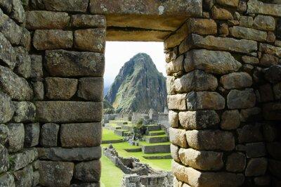 Wall mural Machu Picchu - Peru