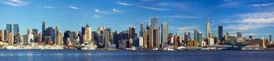 Wall mural Manhattan skyline panorama, New York City