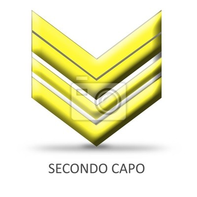 Marina Militare - Secondo Capo