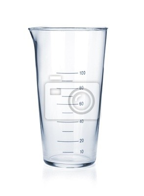 Measure glass