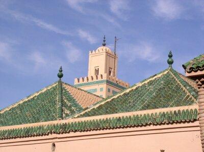 minoret à marrakech
