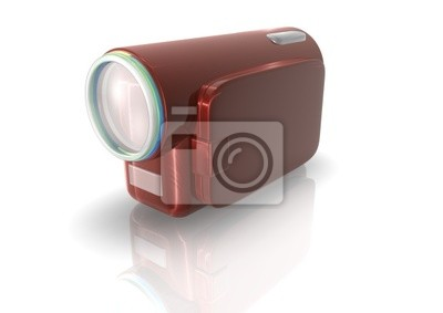 modern video camera