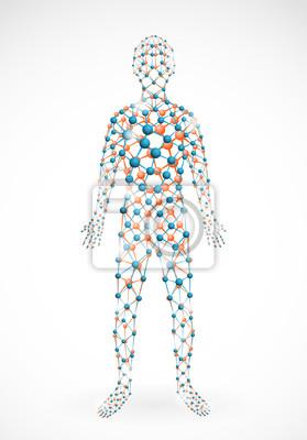 Molecular man