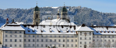 monastère bénédictin d'einsiedeln