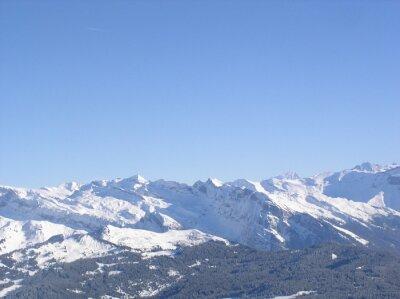Montagne enneigé 21