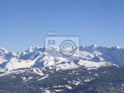 Montagne enneigées 2