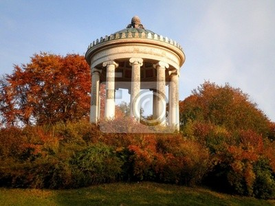 Monument in Park