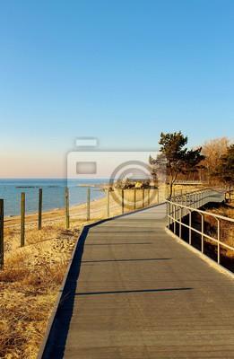 Morze Bałtyckie Hel