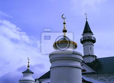 mosque of kazan
