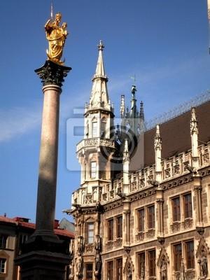 Munich Old Square