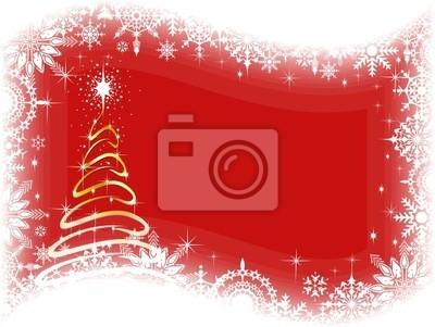 Natale Sfondo Astratto-Abstract Christmas Background-Vector