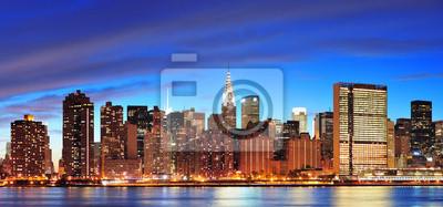 Wall mural New York City