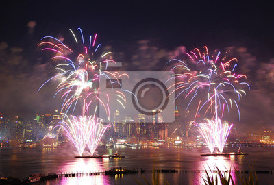 New York City Independence day fireworks