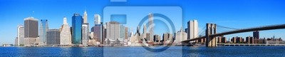 Wall mural New York City Manhattan skyline panorama
