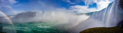 Wall mural Niagara panorama