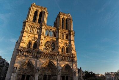 Wall mural Notre Dame de Pari