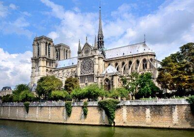 Wall mural Notre-Dame, Paris