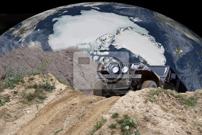 Off road driving arround the world