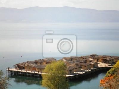 Ohrid Lake Macedonia