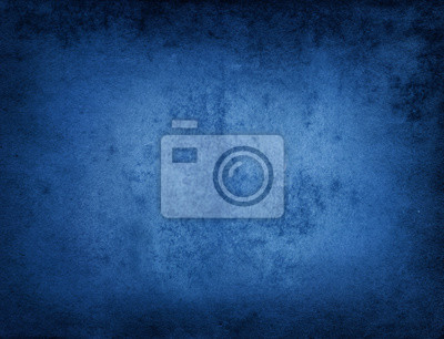 Old blue paper background.