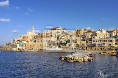 Old city Yafo (Israel)