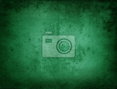 Old green paper background.