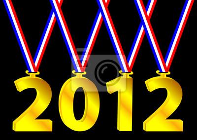 Olympic year black