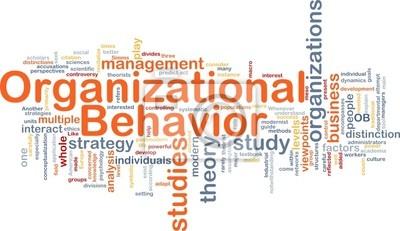 Organizational behavior is bone background concept