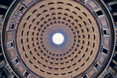Wall mural Pantheon